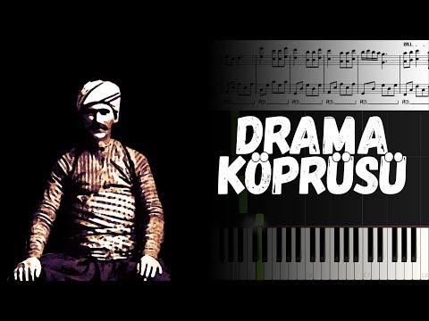 Drama Köprüsü [Piyano]+[Nota]+[Karaoke]