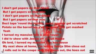 Lil Wayne - Do Yo Thang Remix (Verse with Lyrics)