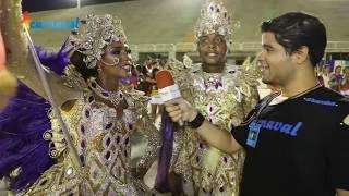 Ensaio Técnico da Alegria da Zona Sul para o Carnaval 2016
