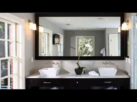 Inexpensive Bathroom Makeover Ideas Youtube