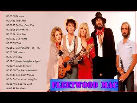 Fleetwood Mac Greatest Hits Full Album ️🎧️🎧