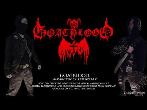 Goatblood - Beach Of The Dead (From the coming new album)