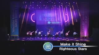 Make it shine HD - 2018 New Righteous Stars dance