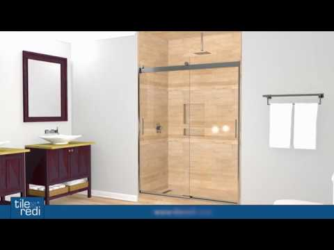 Tile Redi 174 Shower Pan Installation Video Youtube