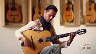 Tim Gebel plays Somewhere over the Rainbow by Harold Arlen on a Altamira M-30