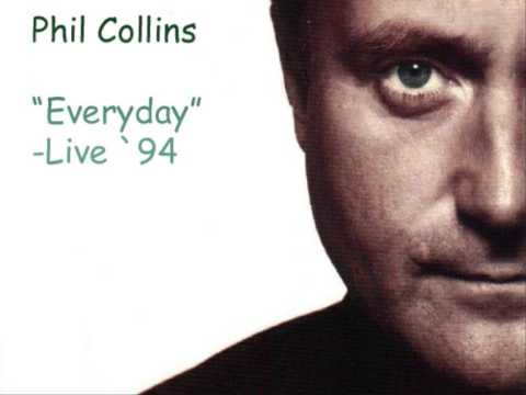 Phil Collins EVERYDAY LIVE `94