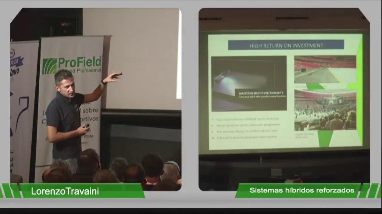 1° SEMINARIO INTERNACIONAL PARA CAMPOS DEPORTIVOS / Presentación 19