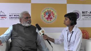 Dr Y. M. Jayraj's thoughts on Values and Value Added education