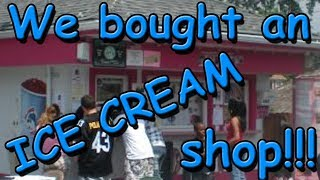 homepage tile video photo for We Bought an Ice Cream Shop!!!!