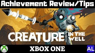 Creature in the Well (Xbox One) Achievement Review/Tips