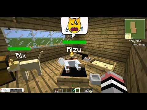 Minecraft Mo cretures tutorials how breed cats
