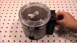 Homemade Centrifuge by VolkChemie