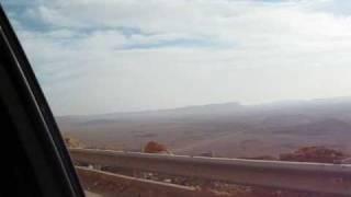 Driving & diveing- Eilat
