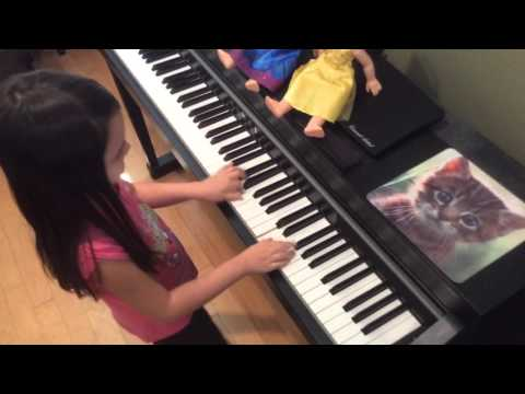The Blues scale in all 12 keys  a 7yearold