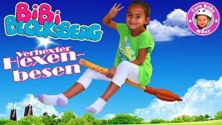 Bibi Blocksberg verhexter Hexenbesen Familien Aktionsspiel - Kanal für Kinder
