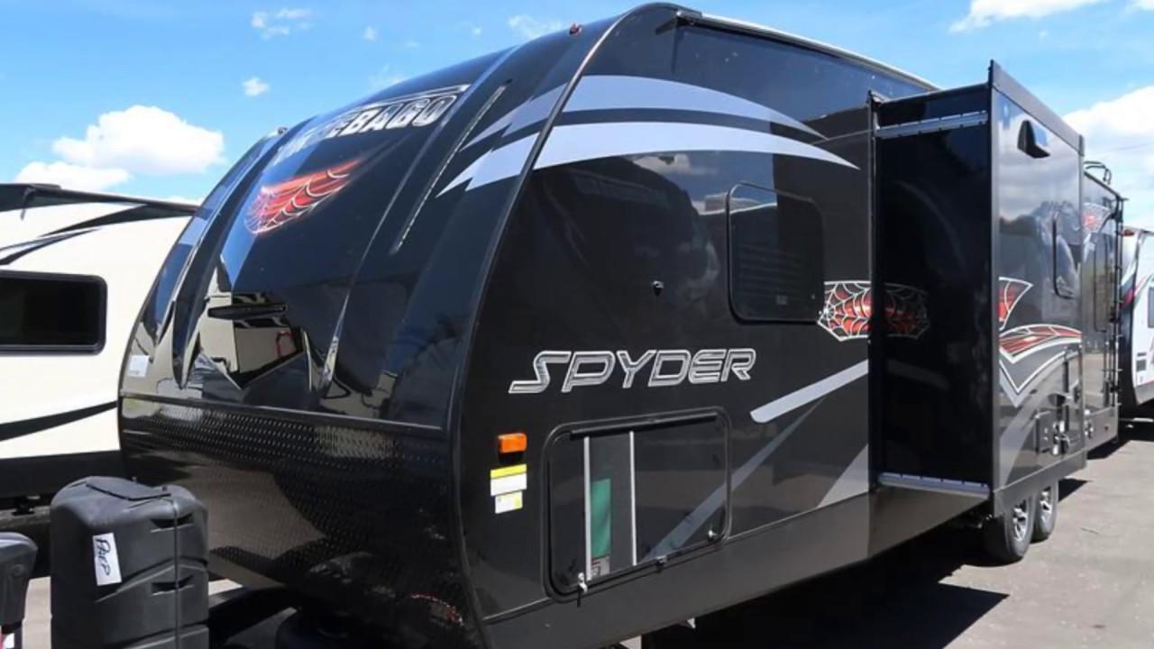New 2018 Winnebago Spyder 29ks Trailer For Sale Near Salt