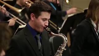 Shenandoah University Jazz Ensemble Northwest Tour
