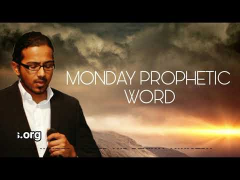 Monday Prophetic Word and Special Prayers and Fasting, IN DUE TIME 13 AUG 2018