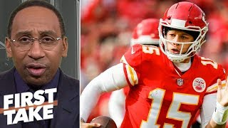 Stephen A. Smith's Top 5 NFL Teams after Week 10 | First Take