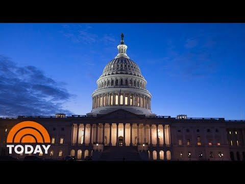 Government Shutdown Now The Longest In US History | TODAY