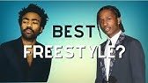 Best Freestyle? (Childish Gambino/J. Cole/A$AP Rocky/Kendrick/Logic/Mac Miller/Tyler, The Creator)