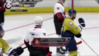 "NHL 13 EASHL Fun #12 - ""You Got Me a Game Misconduct"""