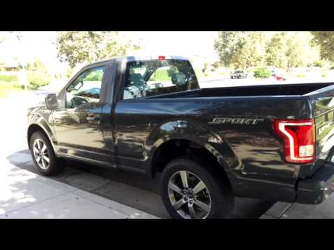 EXCLUSIVE BUILD! 2017 Ford F-150 OUTLAW WJ750 | Shelby ... | Doovi