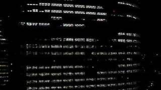 Dentsu at night