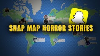 Video 3 Disturbing Snapchat/Snap Map Horror Stories download MP3, 3GP, MP4, WEBM, AVI, FLV September 2018