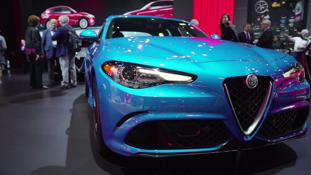 The 2019 New York International Auto Show | April 19 - 28