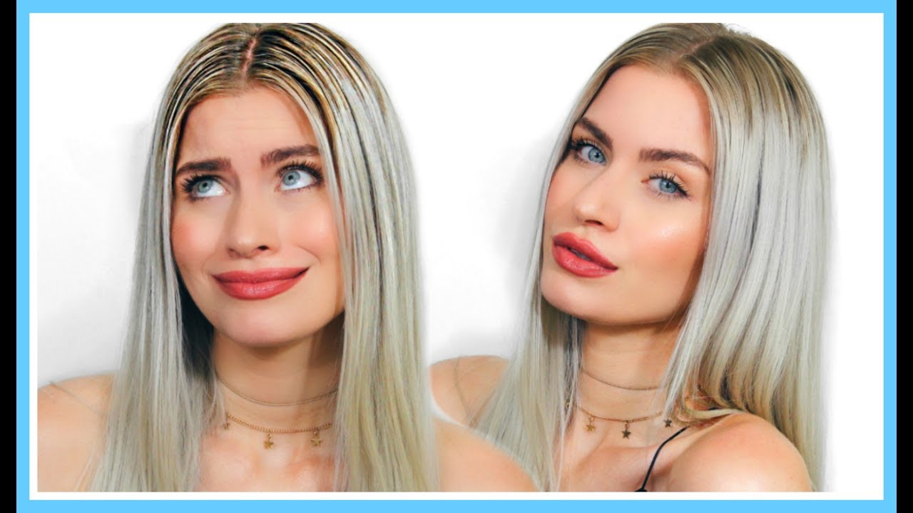 5 Minute Fix: Freshen Up Dirty Hair pics