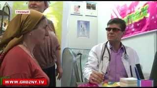 Красота или здоровье? В Грозном в третий раз проходит выставка индустрии красоты и здоровья