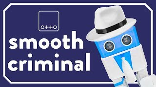 Otto robots dancing smooth criminal