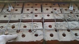 видео Кирпичное строительство