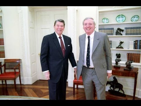 William F. Buckley, Jr. vs. Ronald Reagan Debate (1978)
