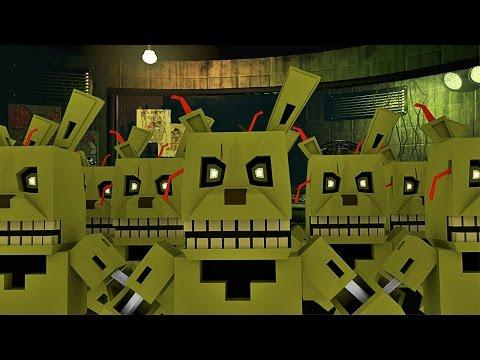 Minecraft Пять Ночей с Фредди 3 - Майнкрафт МИШКА ФРЕДДИ 3 (Обзор Карты) - Видео из Майнкрафт (Minecraft)
