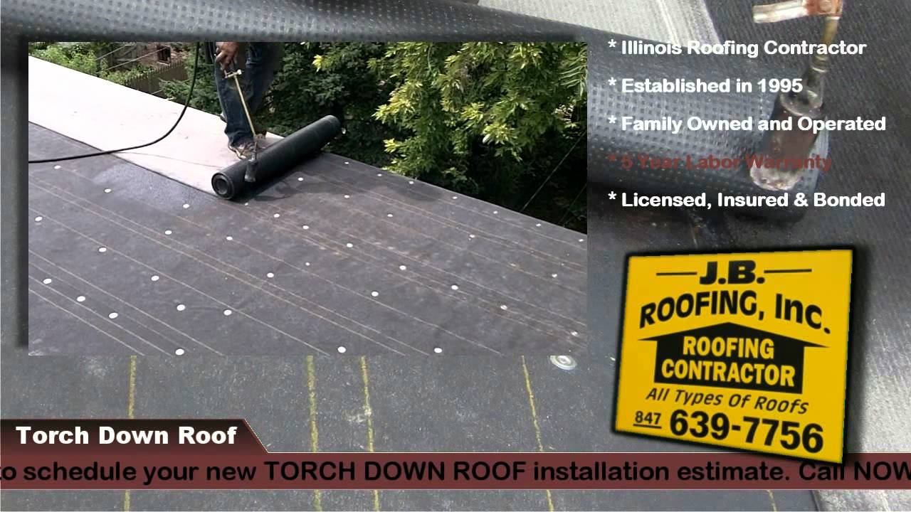 Torch Down Roof Roofing Calculator