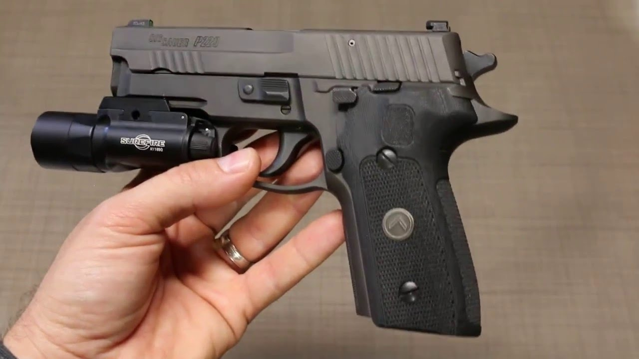 my review of sig sauer p229 legion youtube