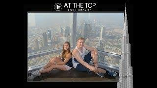 😎☀️TRAUMURLAUB IN DUBAI! | Höchstes Gebäude + Größte Mall der Welt! | Dubai VLog #01