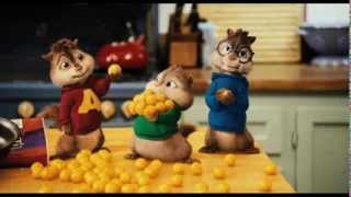Shift feat. Marius Moga - Sus pe toc ( The Chipmunks Version)