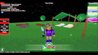 ROBLOX - New! How to make your character move! MUST WATCH!