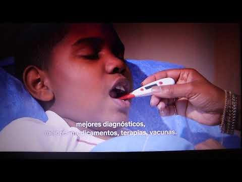 Adelanto del micro documental La próxima pandemia de Netflix.