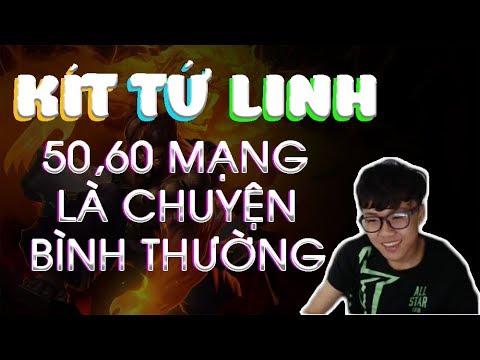 Kít Tứ Linh - 50,60 Mạng Là Chuyện Bình Thường Thôi