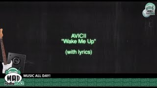 avicii wake me up with lyrics