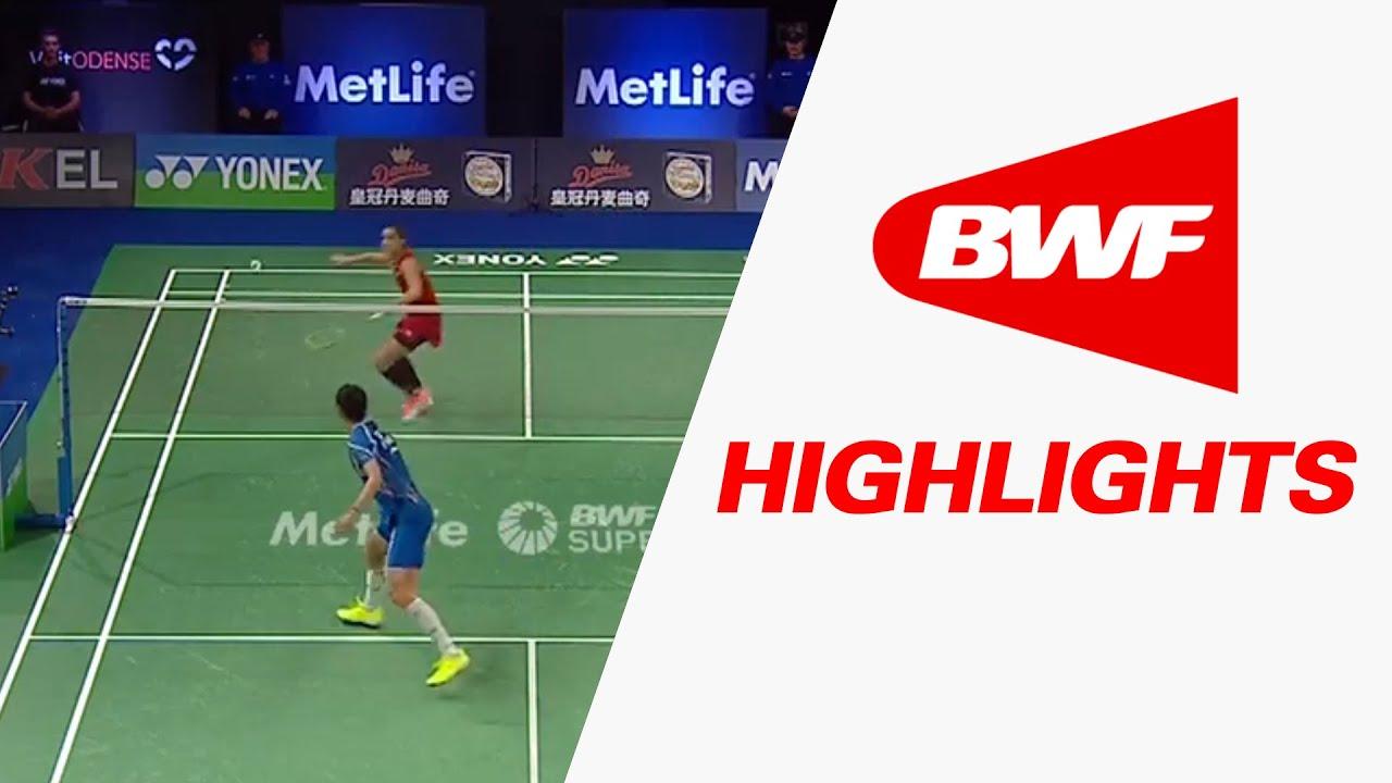 Download Yonex Denmark Open 2016 | Badminton QF – Highlights