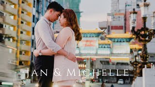 Binondo Prenup of Jan and Michelle