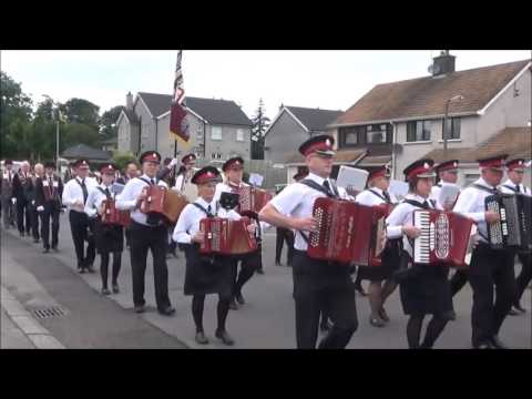 Top 10 Accordion Bands At Playing Hymns (Category 2) 2016