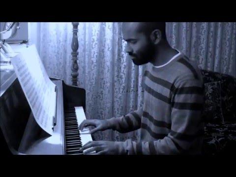 River (Joni Mitchell) Piano Vocal Cover