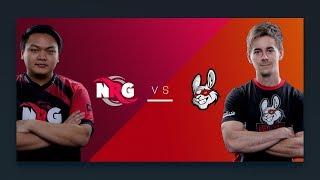 CS:GO - NRG vs. Misfits [Overpass] - Group B Round 1 - ESL Pro League Season 6 Finals