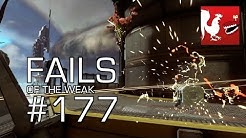 Fails of the Weak: Ep. 177 - Funny Halo 4 Bloopers and Screw Ups! | Rooster Teeth